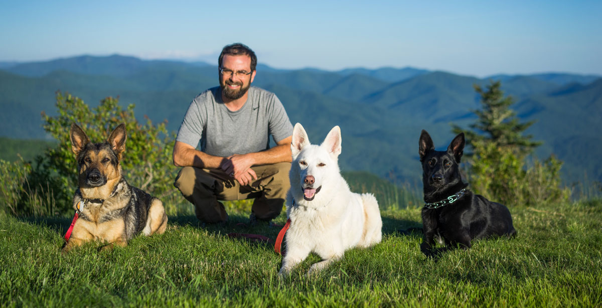 Asheville Dog Trainer